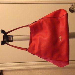 Coach handbag. Like new condition.